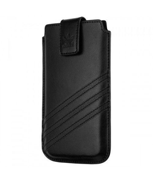 Θήκη Adidas universal sleeve XXL black/black για iPhone 6 ,Blackberry Z10,Galaxy S4,Xperia Z
