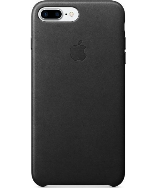 Apple iPhone 7 Plus Leather Case Black MMYJ2ZM ( Δερμάτινη )