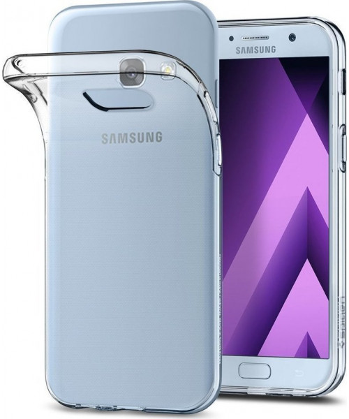 Spigen Liquid Crystal Case Samsung Galaxy A5 2017 A520 Crystal Clear 573CS21144