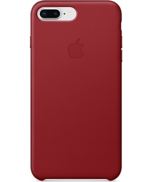 Apple MQHN2ZM Leather Case Red iPhone 8 Plus / iPhone 7 Plus