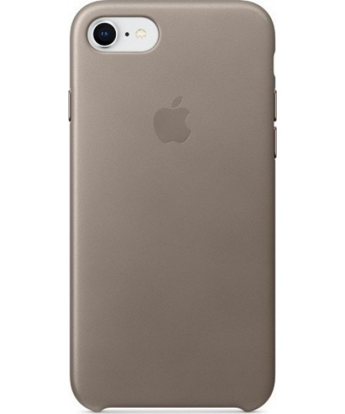 Apple MQH62ZM Leather Case iPhone 8  / iPhone 7 Taupe