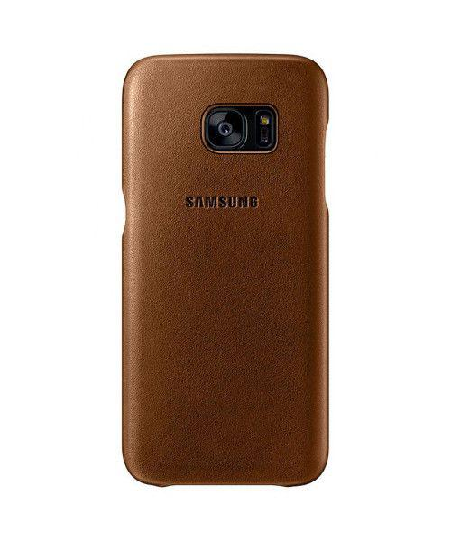 Samsung EF-VG930LDEGW Original Leather Cover Galaxy S7 G930 brown