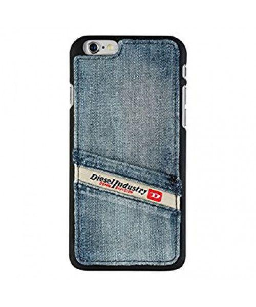 Θήκη Original Diesel Pluton Pocket Snap για iPhone 6 /6s Indigo