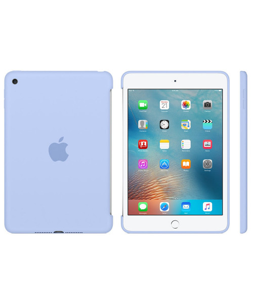 Θήκη Original Apple Ipad Mini Silicone Case Lilac MMM42ZM/A