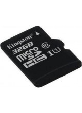 Kingston 32GB MicroSDHC Card - Class 10 UHS-I SDC10G2/32GBSP