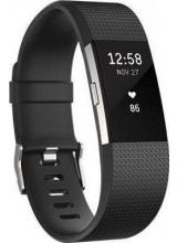 FitBit Charge 2 Activity Tracker Black / Silver, Large