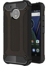 Θήκη OEM Hybrid Armor Tough Rugged Cover for Lenovo Moto G5 black