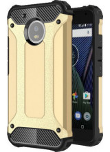 Θήκη OEM Hybrid Armor Tough Rugged Cover for Lenovo Moto G5 gold