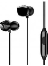 USAMS EP-28 In-Ear Stereo Headset 3,5mm Black