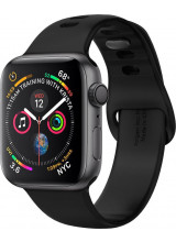 Spigen Air Fit Λουράκι Black για Apple Watch 1/2/3/4/5  (42/44MM ) 062MP25400