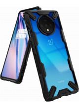 Θήκη Ringke Fusion X for Oneplus 7T Black