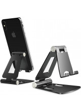 """Tech-Protect Universal Stand Holder Z16 για Smartphone και Tablet έως 8,5"""" γκρι"""