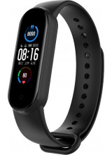 Tactical 661 Silicone Band for Xiaomi Mi Band 5 Black