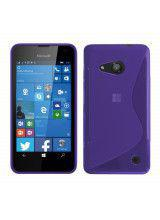 Θήκη TPU S-Line για Microsoft Lumia 550 purple
