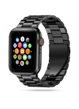 TECH-PROTECT STAINLESS APPLE WATCH 1/2/3/4/5/6 (42/44MM) BLACK
