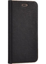 Θήκη OEM Vennus Book with Frame για Xiaomi Redmi Note 4X black ( θήκη για κάρτα, stand)