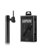 Bluetooth Earbud Headset REMAX Business Type RB-T17 black