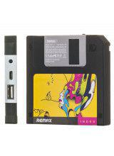 Remax RPP-17 Floppy Disk Power Bank 5000 mAh 1x USB 1.5A black