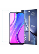 Tempered Glass 9H Screen Protector for Xiaomi Redmi 9