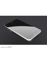 Xqisit ScreenProtector for iPhone 5 anti-glare 1pc