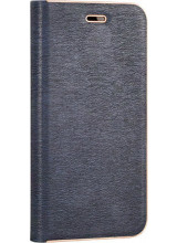 Θήκη OEM Vennus Book with Frame για Xiaomi Redmi Note 4X navy ( θήκη για κάρτα, stand)