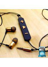 Remax Multifunctional Headphone RB-720i gold