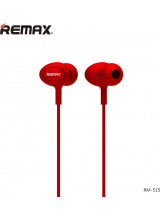 Remax RM515 Stereo Headset 3,5mm Red