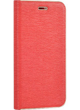 Θήκη OEM Vennus Book with Frame για Xiaomi Redmi Note 5A Prime red ( θήκη για κάρτα, stand)
