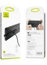 Usams SJ278 Lightning Gaming Data&Charging Cable black