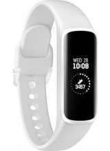 "Samsung SM-R375NZWA SmartWatch Galaxy Fit e 0.74"" (18.9mm) white"