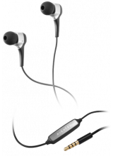 Alcatel Stereo Headset One Touch WH50 black original συσκευασία