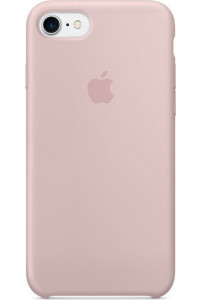 Apple iPhone 7 Silicone Case MMX12ZM Pink Sand