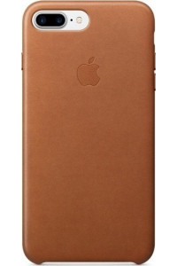 Apple iPhone 7 Plus Leather Case Saddle Brown MMYF2ZM ( Δερμάτινη )