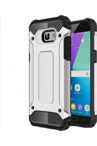 Θήκη OEM Hybrid Armor Tough Rugged Cover for Samsung Galaxy A5 2017 A520 silver