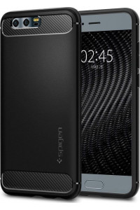 Spigen Rugged Armor Back Cover Honor 9 black