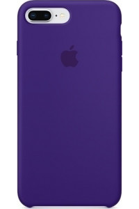 Apple MQH42ZM Silicone Case iPhone 8 Plus Ultra Violet