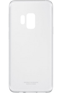 Samsung EF-QG965TTE Clear Cover για Samsung Galaxy S9 Plus G965 διάφανο