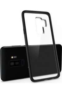 Spigen Ultra Hybrid για Samsung Galaxy S9 Plus G965 Matte Black 593CS22924