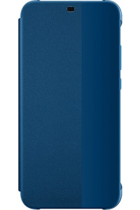 Huawei Original Smart Flip Cover P20 Lite blue 51992314