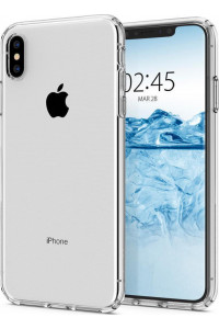 Spigen Liquid Crystal Case  iPhone XS Max Crystal Clear 065CS25122