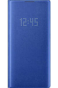 Samsung Original EF-NN975PLEGWW Led View Cover Samsung Galaxy Note 10 Plus Blue