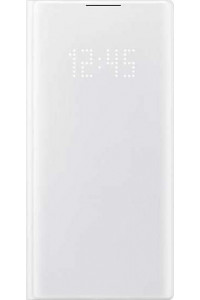 Samsung Original EF-NN970PWEGWW Led View Cover Samsung Galaxy Note 10 White