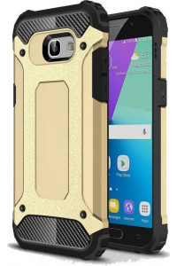 Θήκη OEM Hybrid Armor Tough Rugged Cover for Samsung Galaxy A5 2017 A520 gold