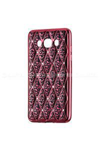 Θήκη OEM TPU Gel Glamour για Samsung Galaxy J5 2016 J510 rose gold