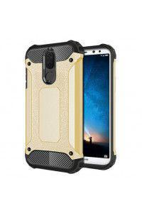 Θήκη OEM Hybrid Armor Back Cover για Huawei Mate 10 Lite gold