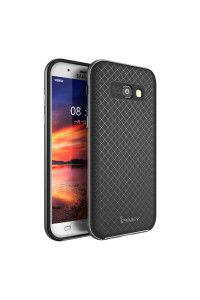 Θήκη iPaky Bumblebee Neo Hybrid  cover with PC Frame για Samsung Galaxy A5 2017 A520 grey