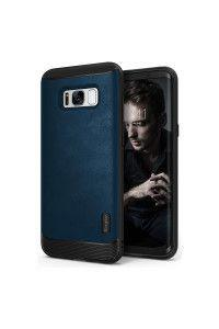 Θήκη Ringke Flex S Stylish Flexible Hybrid Cover για Samsung Galaxy S8 Plus G955 blue