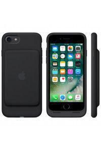 Apple Original MN002ZM/A Smart Battery Case για iPhone 7 μαύρου χρώματος blister